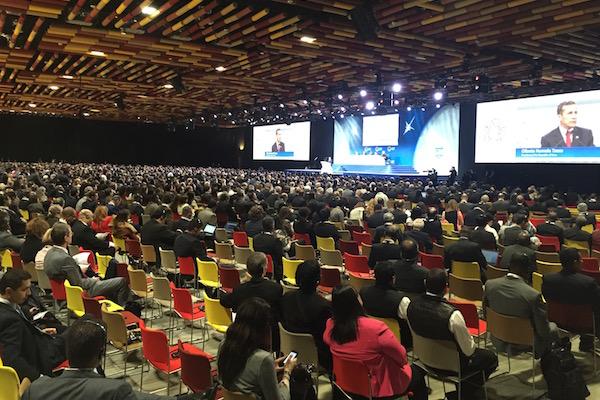Conference Rental se projette en Amérique du Sud au centre de convention de Lima.