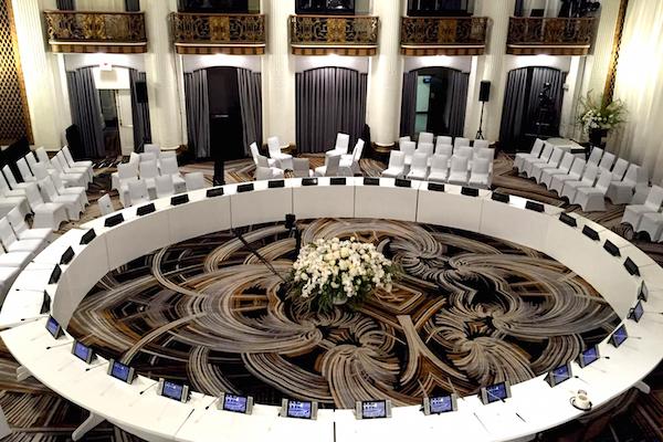 Conference Rental supporte le Sommet Ministériel sur l'Énergie Propre