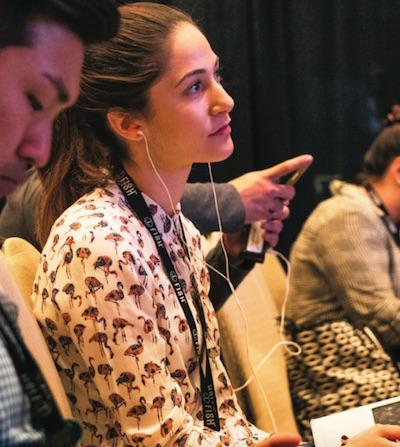 D'une clarté parfaite: la nouvelle solution audio sans fil assure aux participants un son excellent sans perturbation
