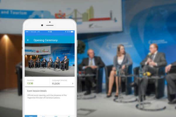 L'interprétation basée sur le cloud est désormais proposée par Conference Rental