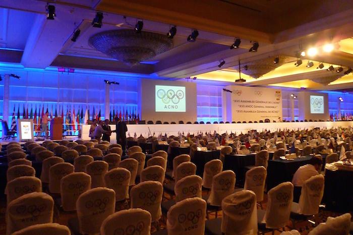 Assemblée générale de l'Association des comités nationaux olympiques