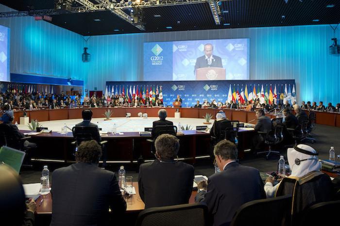 Sommet du G20