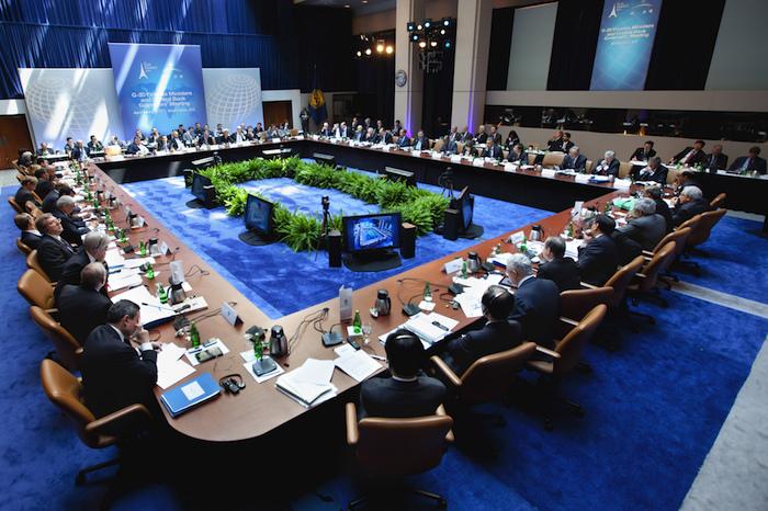 Assemblées annuelles des institutions financières internationales
