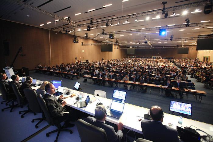 Conférence de plénipotentiaires de l'UIT