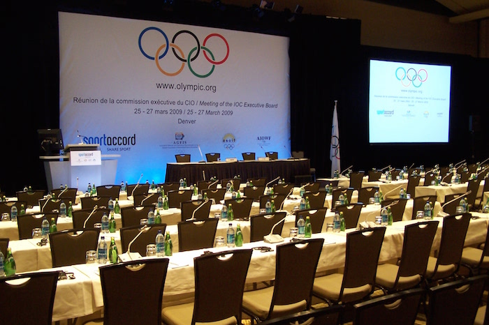 Convention internationale SportAccord